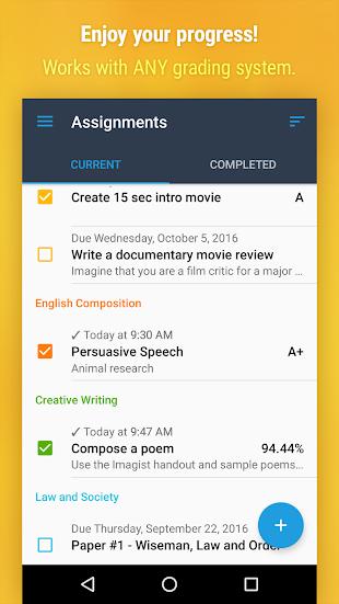 iStudiez Pro – Student Planner- screenshot thumbnail