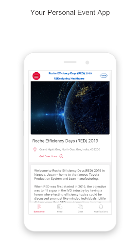 Roche Efficiency Days 2019 1.0 screenshots 2