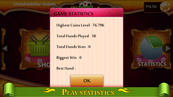 Teen Patti King - Flush Poker- screenshot thumbnail