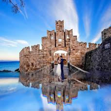 Φωτογράφος γάμων Elena Haralabaki (elenaharalabaki). Φωτογραφία: 12.07.2018