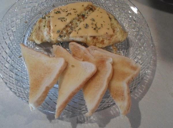Hotdog/cheese Omelet Recipe