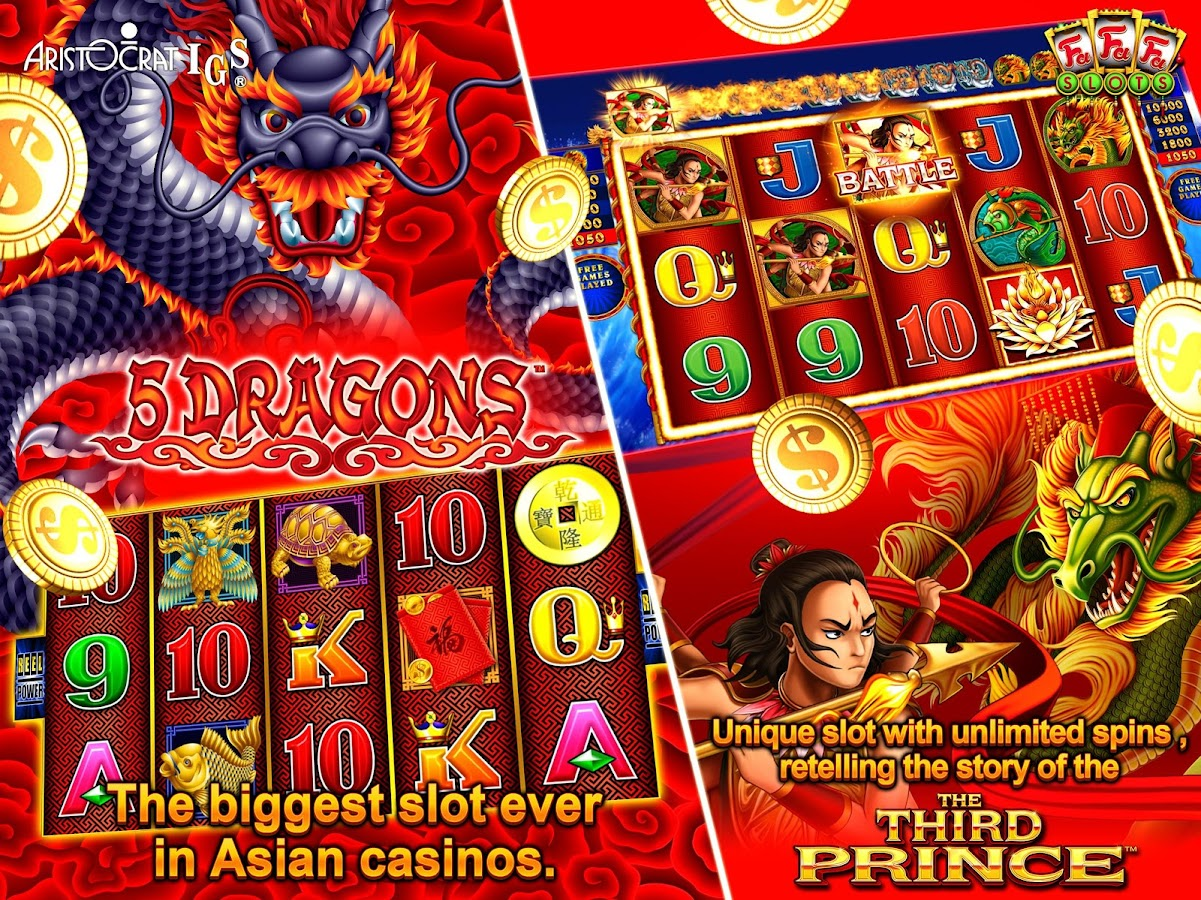 Android Slots 30 Best Free Casino Games Apps in