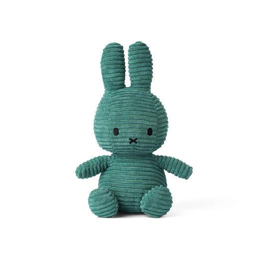 Miffy Corduroy - 23 cm, Green