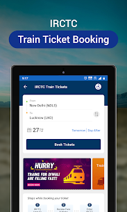RailYatri – Live Train Status, PNR Status, Tickets App Latest Version Download For Android and iPhone 10
