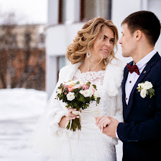 Wedding photographer Nikita Berdyshev (nikitaberdyshev). Photo of 03.02.2017