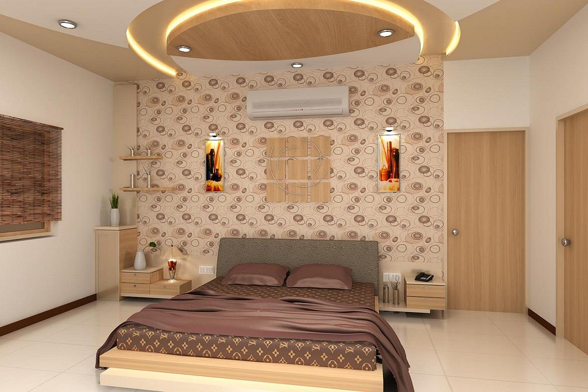 Bedroom Design Decoration Screenshot