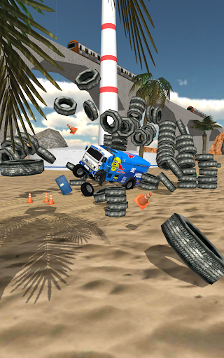 Stunt Truck Jumping apktram screenshots 9