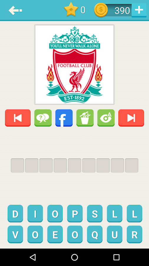 Connu Football Logo Quiz - Football Quiz Sports Quizzes - Android Apps  UV58