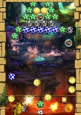egg shoot bird hunter - screenshot