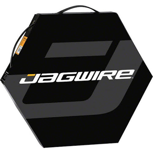 Jagwire 5mm Sport CGX Brake Housing w/ L3 Liner, Box/50M Black