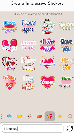 Magic Sticker Maker For Whatsapp : WAStickerApps 1.30 screenshots 1