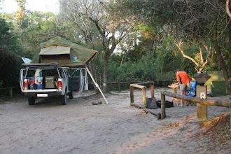 Photo: Kosi Camp am Lake Kosi