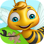 Kids Educational Puzzles Free icon
