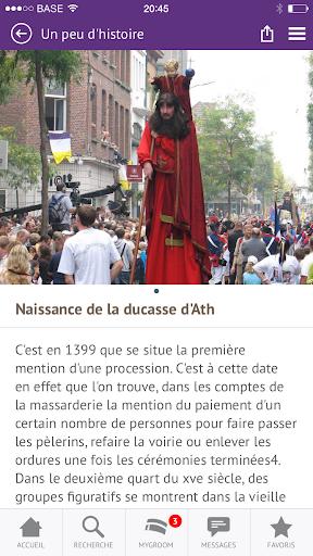 Ducasse d'Ath 5.3.7 screenshots 2