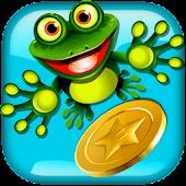 Frog Crossy Road