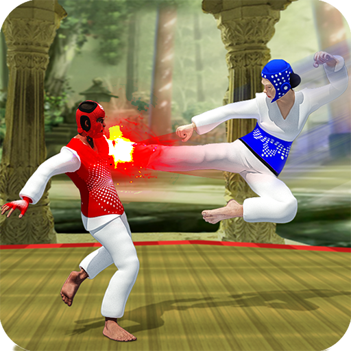 Real Taekwondo Kung Fu Tiger 2017 (game)