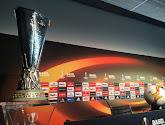Overzicht van alle wedstrijden van de Europa League van 04/8