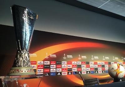 Pariez sur la finale de l'Europa League en toute sécurité