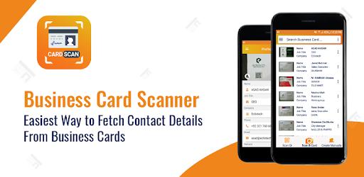 Business Card Scanner Reader Free Card Reader Apps On