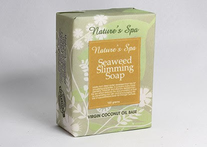 Seaweed Slimming Soap
