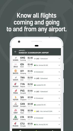 RadarBox u00b7 Live Flight Tracker & Airport Status  screenshots 5