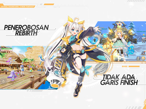 Astralu00a0Guardians:u00a0Cyber Fantasy screenshots 9