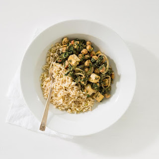 Indian Chickpeas And Rice Recipes.