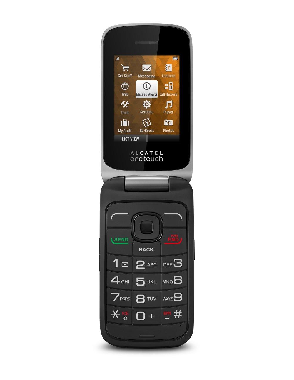 image of Alcatel smartphone