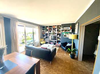 Appartement 4 pièces 65,25 m2