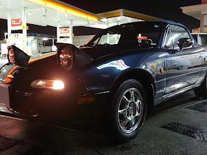 ロードスター NA8C B2リミテッドのカスタム事例画像 みあ太さんの2020年11月14日21:08の投稿
