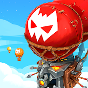 Tower Defense: Wild Sky TD