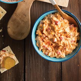 Roasted Garlic-Chipotle Pimiento Cheese Recipe
