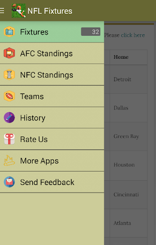 android Football NFL Scores Live Screenshot 0