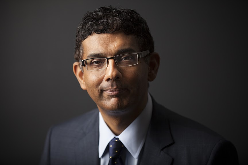 Trump pardons 'visible voice for America' Dinesh D'Souza
