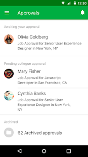 Hiring- screenshot thumbnail
