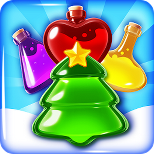 Download Potion Pop - Puzzle Match v2.332 APK + DINHEIRO INFINITO (Mod Money) Full - Jogos Android