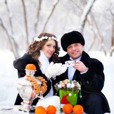 Wedding photographer Natalya Bogomyakova (nata28). Photo of 12.03.2014