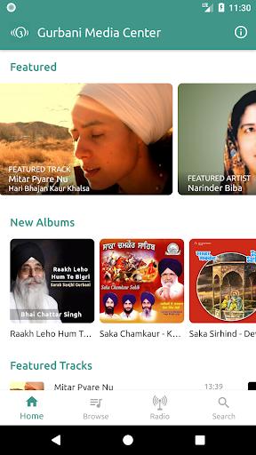 SikhNet Gurbani Media Center by SikhNet com (Google Play