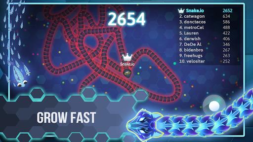 Snake.io screenshot 5