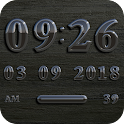 LONDON Digital Clock Widget icon