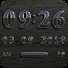 LONDON Digital Clock Widget icon