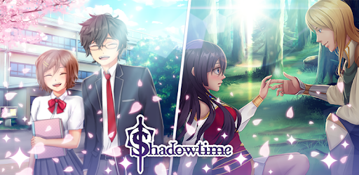 Shadowtime: Anime Love Story Games game (apk) free download for Android/PC/Windows screenshot