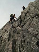 Photo: The fun way up Wilburn Ridge.
