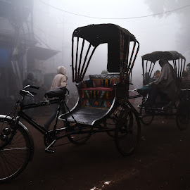 Tricycle by Dharmendra  Singh - Transportation Bicycles