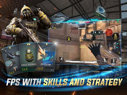 BlackShot M Screenshot