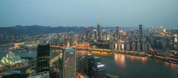 Chongqing Skyline