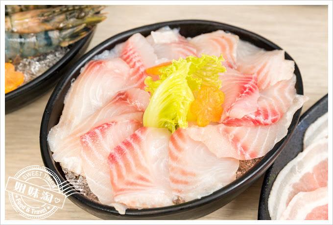 春囍打邊爐菜單台灣鯛魚片