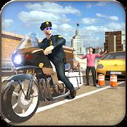 Extreme Traffic Police Bike 3D
