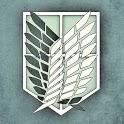 SNK Attack On Titan Quiz, Music and Phrases icon
