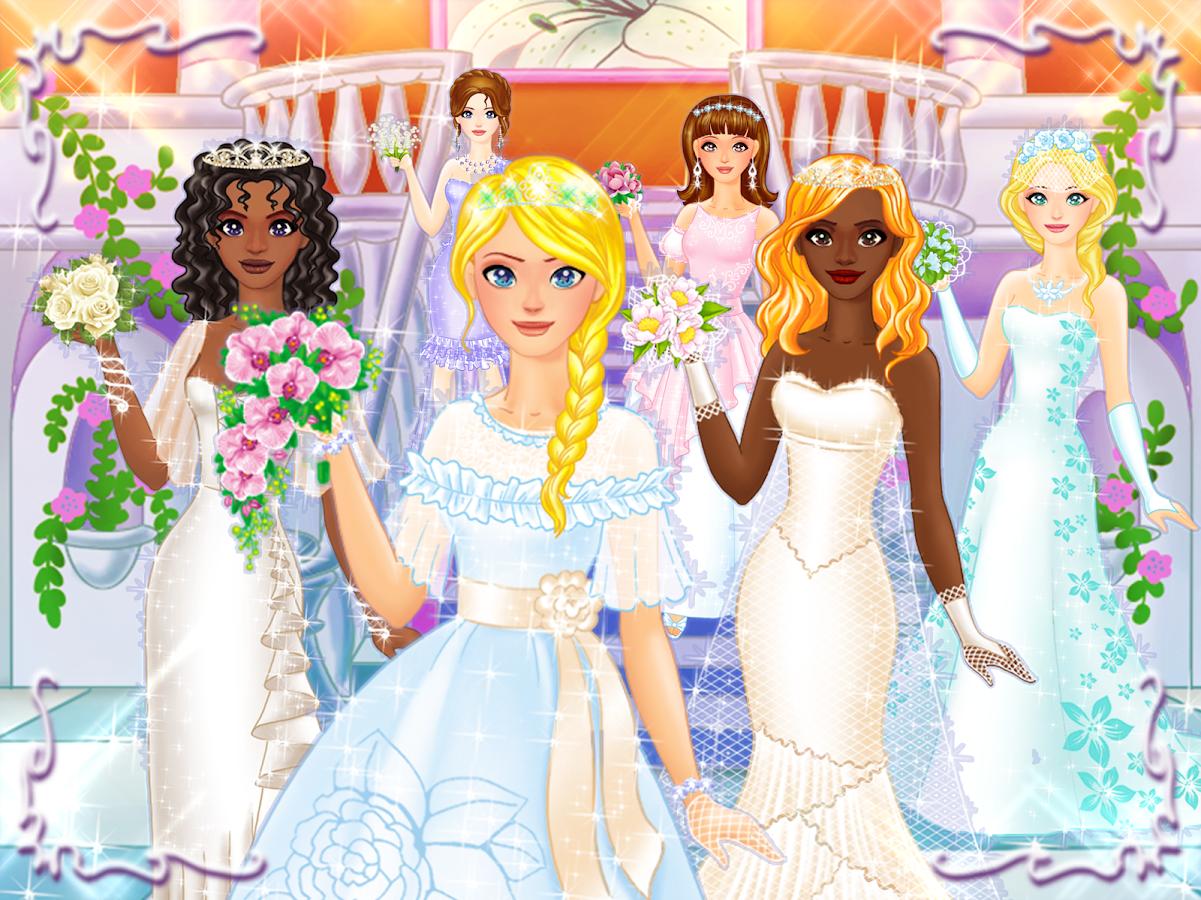 Dress up for girl - Wedding Dress Up For Girls Screenshot